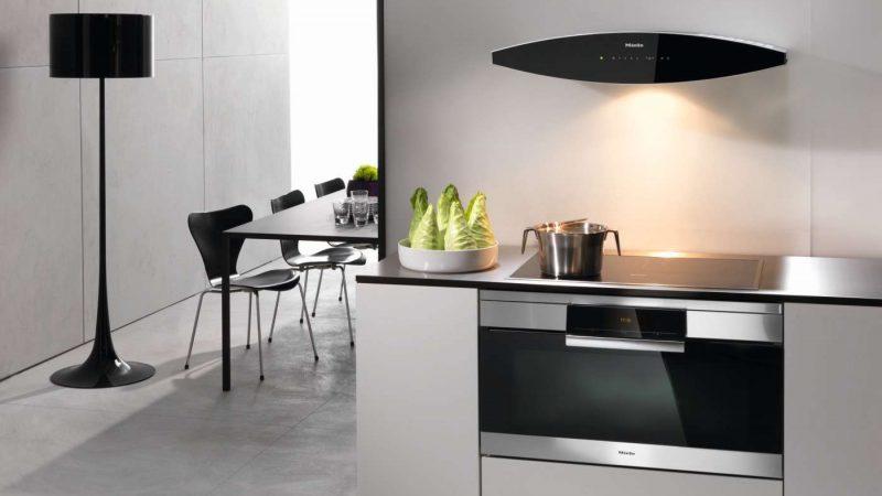 6 видів кухонних витяжок: опис та особливості