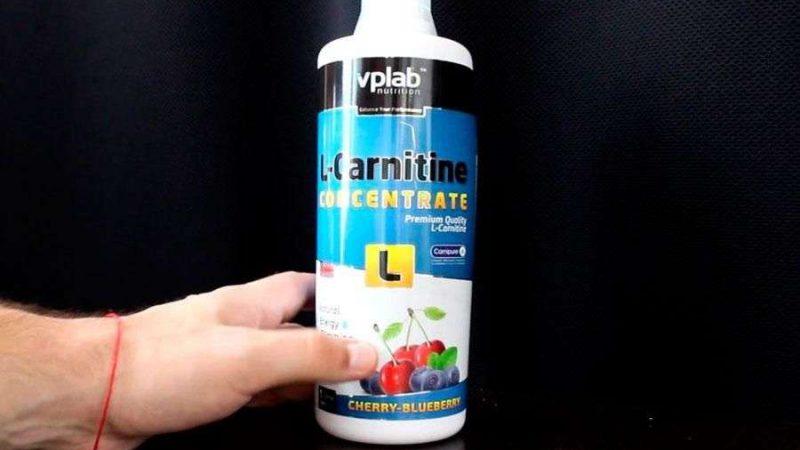 Позбавляємося від зайвої ваги з допомогою Л-карнітину