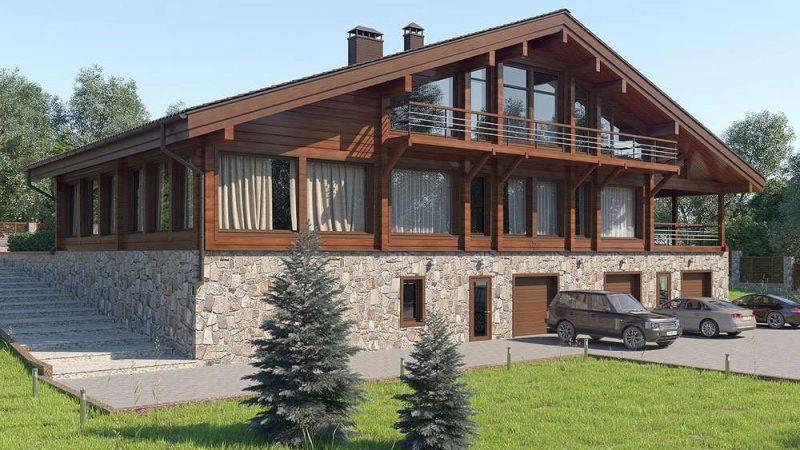Як дізнатися вартість будівництва дерев'яного будинку