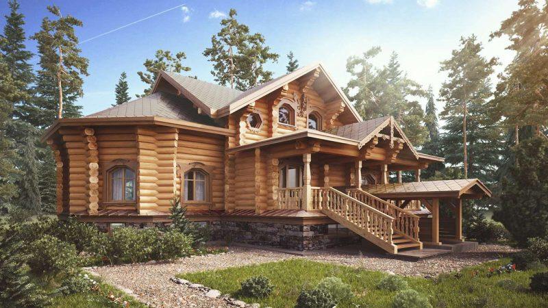 Кращий фундамент для дерев'яного будинку: види і опис