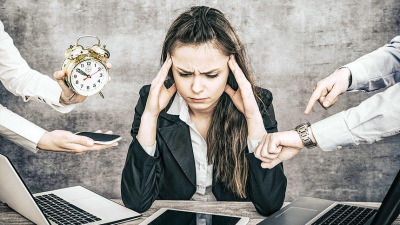 Стрес: як позбутися від стресу швидко в домашніх умовах