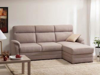 Плюси і мінуси кутового дивана