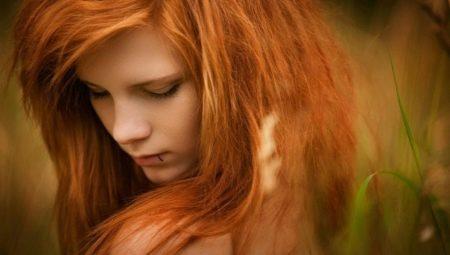 В який колір можна перефарбуватися з рудого? 20 фото. Як вийти з рудого і пофарбувати волосся в темно-русий, світло-русявий і інші кольори?