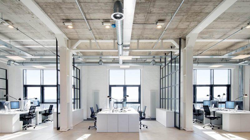 Преимущества аренды оборудованных офисов