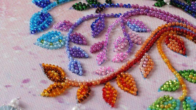 Как выбрать подходящие наборы для вышивания бисером