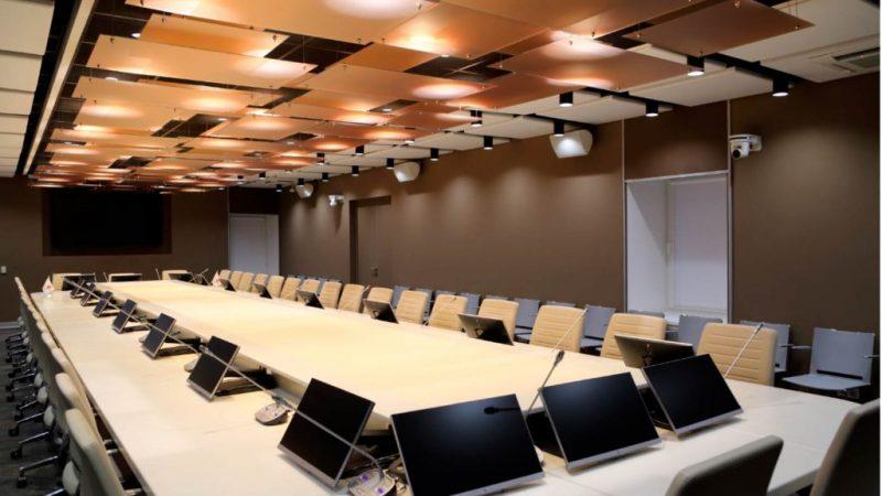 Какой конференц-зал в Харькове подходит для продуктивной работы