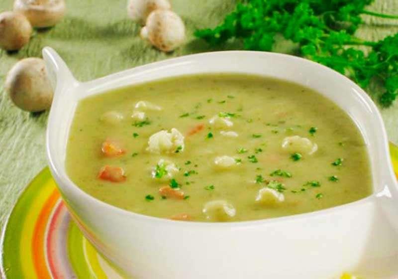 Диета на сельдереевом супе: худеем быстро и полезно