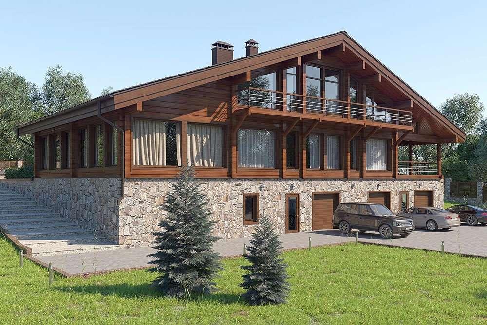 Как узнать стоимость строительства деревянного дома