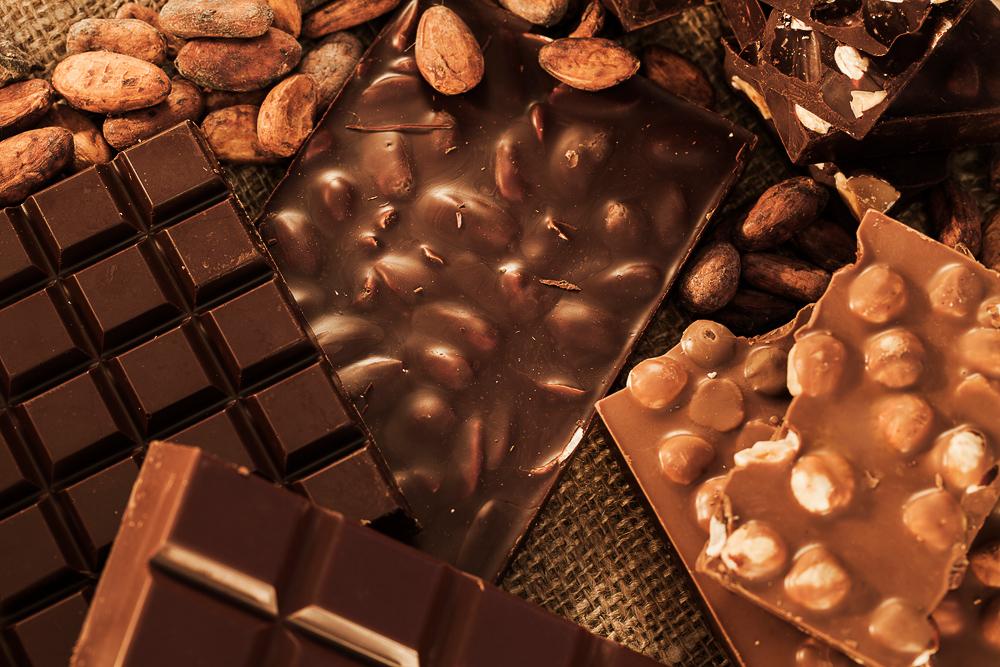 Какао-бобы и шоколад: как делаю шоколад, где растут какао-бобы