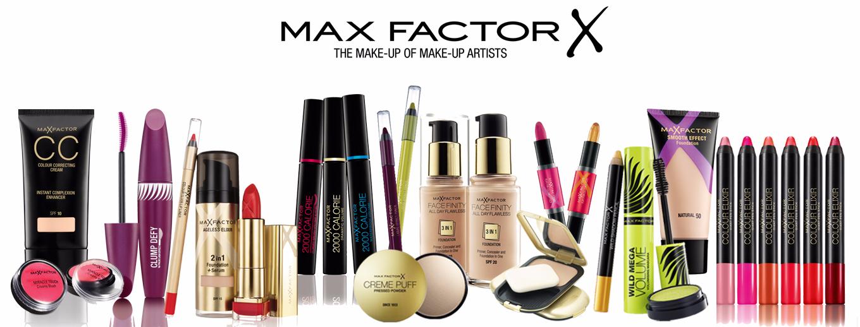 Косметика Max Factor: описание, виды, линии продукции, преимущества