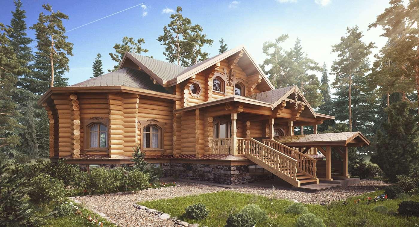 Лучший фундамент для деревянного дома: виды и описание