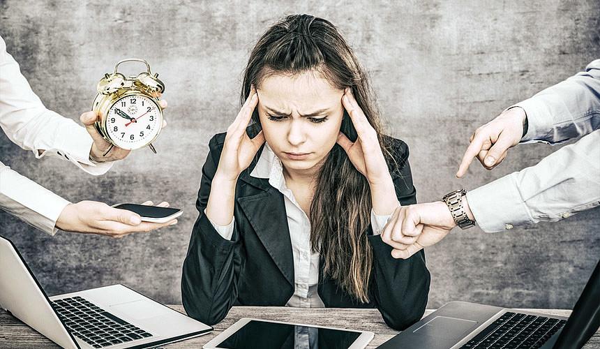 Стресс: как избавиться от стресса быстро в домашних условиях