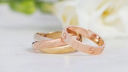Чим відрізняється рожеве золото від жовтого? Який краще? За якими ознаками можна відрізнити рожеве золото від жовтого?