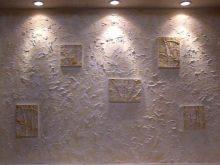 Декоративна штукатурка в спальні (39 фото): варіанти обробки стін. Як в інтер'єрі квартири виглядає венеціанська штукатурка? Який матеріал вибрати для внутрішніх робіт?