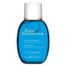 Дезодорант Clarins: жіночі та чоловічі засоби від поту, Eau Ressourcante, антиперспірант-стік і універсальний кульковий дезодорант для тіла