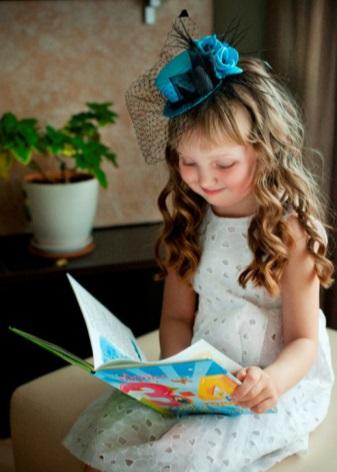 Дитячі капелюхи (47 фото): моделі для дівчаток, з полями