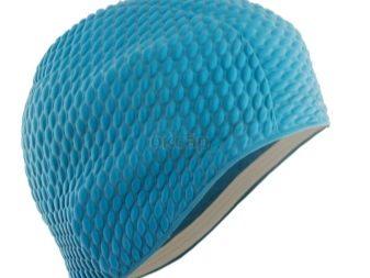 Дитяча гумова шапочка для басейну: вибираємо латексну, силіконові й інші моделі. Як одягти?