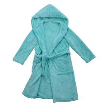 Дитячий халат з капюшоном (46 фото): моделі для дівчаток на блискавці