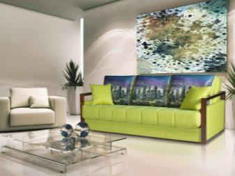 Диван АСМ: огляд кутових та інших видів диванів, матеріали і кольори, механізми трансформації та вибір