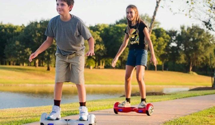Гироскутер для дитини 10 років (27 фото): як правильно вибрати найкращий гироскутер для дівчинки і хлопчика?