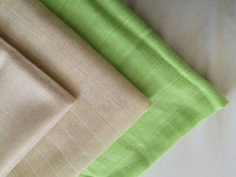 Муслін (34 фото): що це таке? Склад тканини. Що з неї роблять? Опис різновидів. Поради по догляду