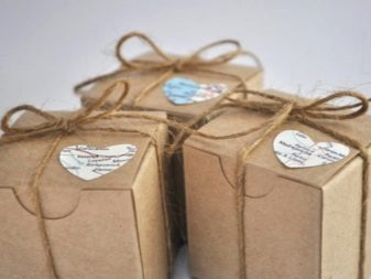 Оформлення подарунків (29 фото): як красиво і оригінально оформити коробку своїми руками і вибрати відповідні прикраси?