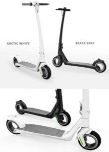 Самокати Actico: електричні самокати з надувними колесами і інші моделі. Дитячі та дорослі самокати. Відгуки