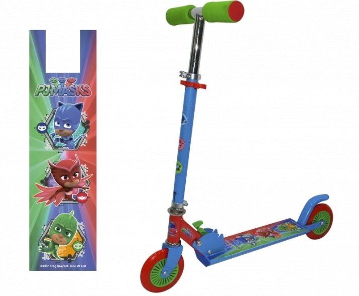 Самокати Navigator: триколісні й двоколісні самокати зі світлими та іншими колесами. Дитячі та дорослі моделі
