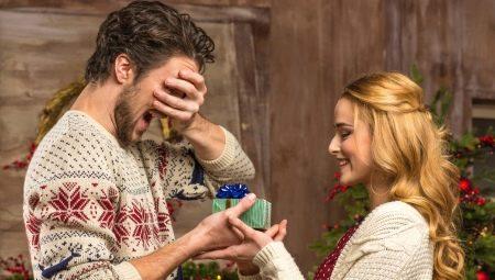 Що подарувати чоловікові на Різдво? Ідеї різдвяних подарунків коханому чоловікові і хлопцеві