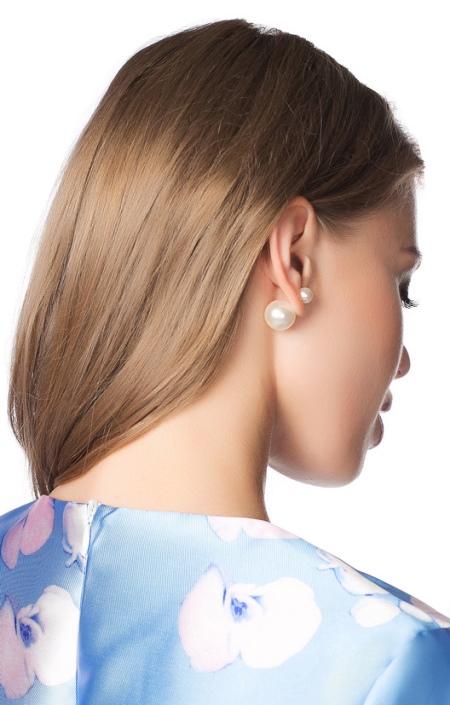 Сережки з перламутром (фото 48): популярні моделі. особливості вибору вартість