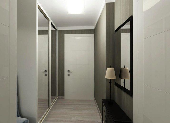 Шафа глибиною 40 см в передпокій: плюси і мінуси глибини шафи. Як його вибрати в коридор?