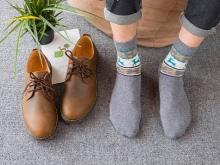 Шкарпетки з оленями (36 фото): високі теплі шкарпетки з модними візерунками