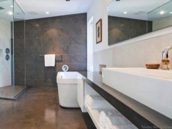 Штори для душової кабіни: тканинні штори та інші моделі для душової кабінки. Як їх забрати?