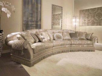 Стильні дивани (76 фото): модні кольори. Які матеріали зараз в моді? Інші тенденції, приклади в інтер'єрі