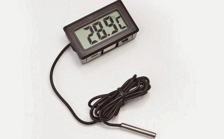 Термометри з щупом: що являє собою цифровий кухонний термометр з виносним щупом? Електронні та механічні різновиди для вимірювання температури гарячих страв