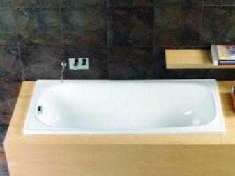 Як вибрати ванну для квартири? 45 фото Гарні варіанти, моделі з цегли та інших матеріалів