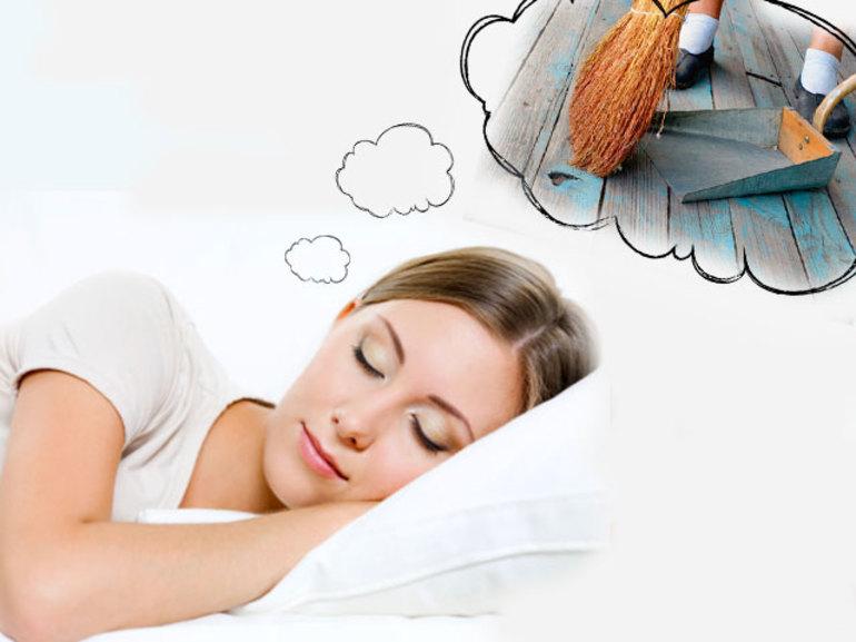 Підмітати уві сні: що означає замітати віником або мітлою в будинку або на вулиці