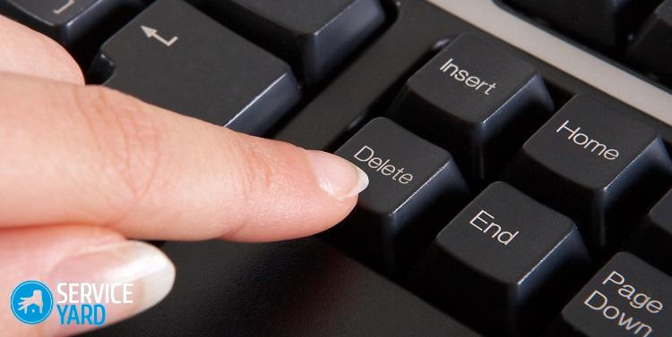 Як зняти клавіатуру до ноутбука 🥝 як знімати клавіші правильно